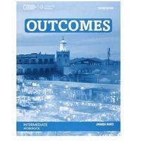 Książki do nauki języka, OUTCOMES INTERMEDIATE WORKBOOK 2ED+CD*natychmiastowawysyłkaod3,99 (opr. miękka)