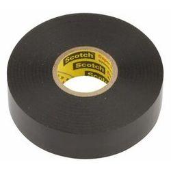 Taśma izolacyjna 19mm x 20m Scotch 33+ czarna 80611207012/7000042541