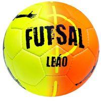Piłka nożna, Piłka halowa Select Futsal Leao żółto-pomarańczowy