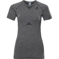 Odlo Performance Light Suw Koszulka z krótkim rękawem Kobiety, szary XL 2019 Podkoszulki z krótkim rękawem Przy złożeniu zamówienia do godziny 16 ( od Pon. do Pt., wszystkie metody płatności z wyjątkiem przelewu bankowego), wysyłka odbędzie się tego samego dnia.