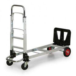Wielofunkcyjny składany wózek transportowy 150 kg