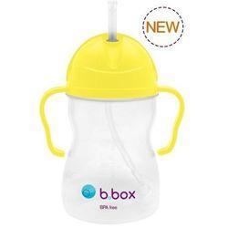 Innowacyjny kubek niekapek b.box żółty