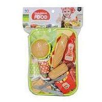 Pozostałe zabawki, Zestaw produktów Fast Food