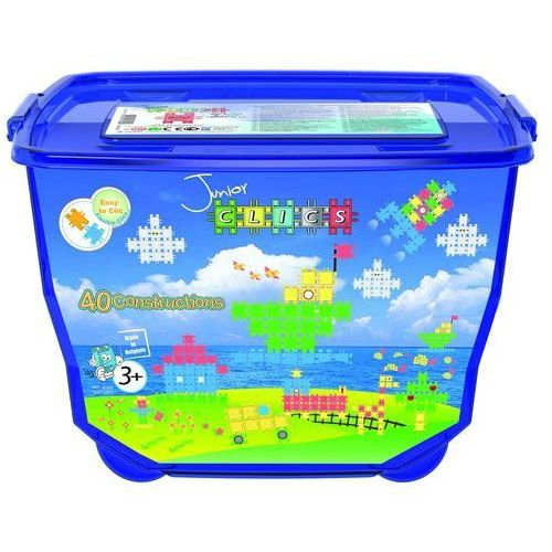Pozostałe zabawki, Clics Junior Box 475