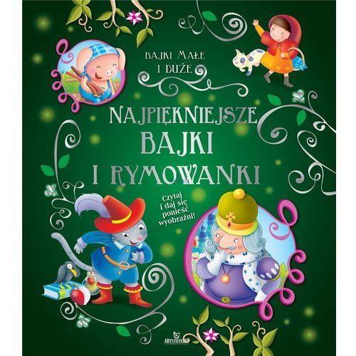 Książki dla dzieci, Najpiękniejsze bajki i rymowanki - Praca zbiorowa (opr. broszurowa)