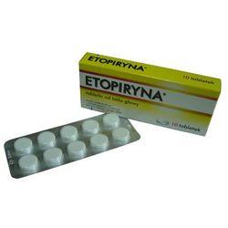 Etopiryna tabletki od bólu głowy 10tabl.