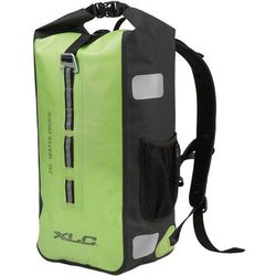 XLC Commuter Backpack waterproof, neon green 2019 Plecaki rowerowe Przy złożeniu zamówienia do godziny 16 ( od Pon. do Pt., wszystkie metody płatności z wyjątkiem przelewu bankowego), wysyłka odbędzie się tego samego dnia.