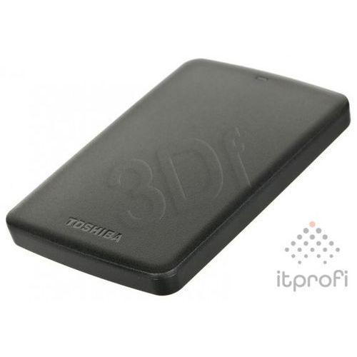 Dyski zewnętrzne, Dysk Toshiba Canvio Basics 1TB