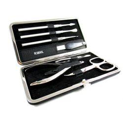 FOREVER BLACK - 7-częściowy elegancki zestaw do manicure, SOLINGEN-Kiehl