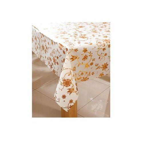 Obrusy, VERONI Obrus ceratowy GOLD&SILVER 100 x 140 cm - mix wzorów