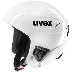Uvex Race + Biały 55-56 cm 2016-2017 nowe uvex (-26%)