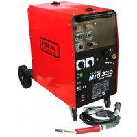 Migomaty i półautomaty spawalnicze, Półautomat spawalniczy IDEAL TECNOMIG 330 4x4 DIGITAL