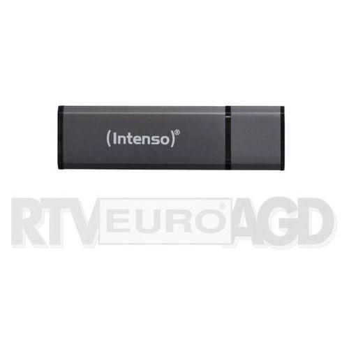 Flashdrive, PENDRIVE INTENSO 4GB ALU LINE ANTHRACITE USB 2.0