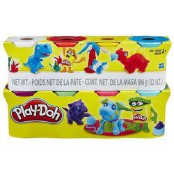 Hasbro Play-Doh Zestaw 8 Tub Ciastolina B6753