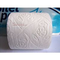 Papier toaletowy, Papier Toaletowy Wepa Prestige 250l, 3 warstwy, 8 rolek
