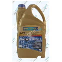 Olej 5/4 HP Fluid 4L.