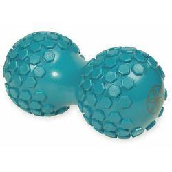 GAIAM - 61354 - Piłka podwójna z wypustkami do masażu