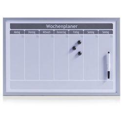 Tablica magnetyczna WOCHENPLANER + 3 magnesy, 60x40 cm, ZELLER
