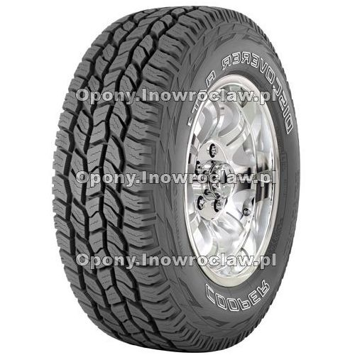 Opony 4x4, Cooper Discoverer A/T3 255/65 R17 110 T