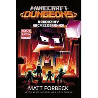 Książki dla dzieci, Minecraft. dungeons (opr. miękka)