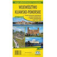Mapy i atlasy turystyczne, Województwo kujawsko-pomorskie Mapa administracyjno-turystyczna - TYSIĄCE PRODUKTÓW W ATRAKCYJNYCH CENACH (opr. miękka)