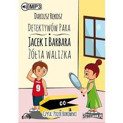 Detektywów para - Jacek i Barbara. Żółta walizka - Dariusz Rekosz (MP3)