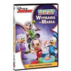 Klub Przyjaciół Myszki Miki. Wyprawa na Marsa [DVD]