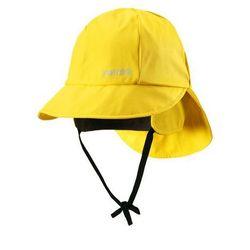 Reima Kapelusz przeciwdeszczowy Rainy Żółty - żółty ||2350