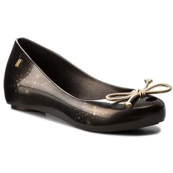 Baleriny MELISSA - Ultragirl Elements Ad 32390 Black/Gold 06493