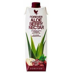 Miąższ Aloe Vera z sokiem z żurawin - suplement diety