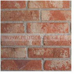 Płytki z cegły rozbiórkowej - Lica kalibrowane Fort Bema