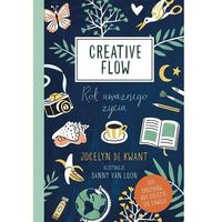 Hobby i poradniki, Creative Flow Rok uważnego życia - de Kwant Jocelyn (opr. broszurowa)