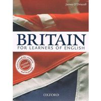 Książki do nauki języka, Britain For Learners Of English Second Edition. Student Book And Workbook Pack (opr. miękka)