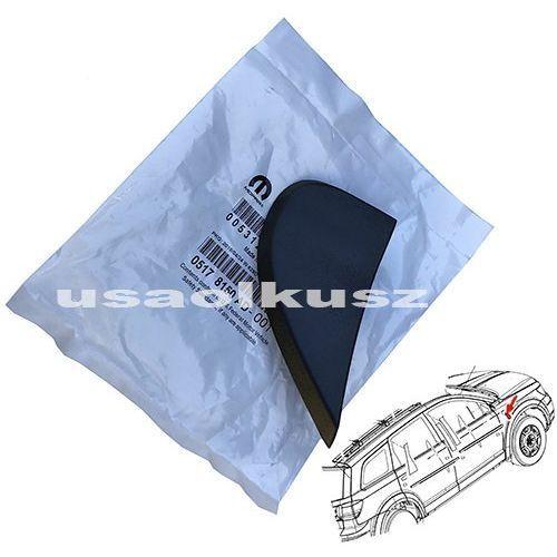 Zaślepki elementów karoserii, Zaślepka prawego błotnika przedniego Fiat Freemont