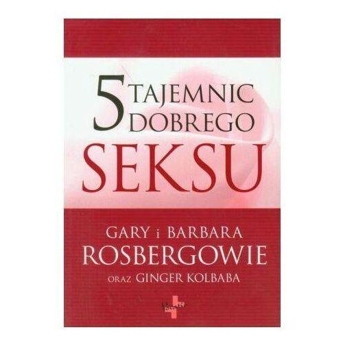 Pozostałe książki, 5 tajemnic dobrego seksu (opr. broszurowa)