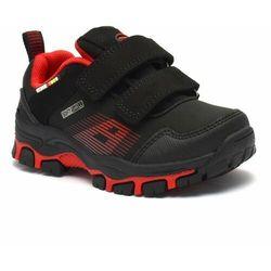 Dziecięce buty sportowe American Club WT16/21 Softshell Red