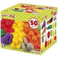 Pozostałe zabawki, 100 % Zestaw warzyw i owoców