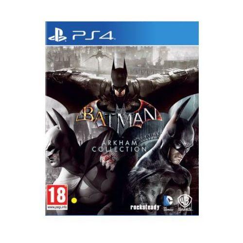 Gry PS4, Batman: Arkham Collection Gra PS4