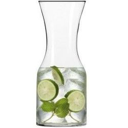 Karafka szklana Pure 1L bez korka