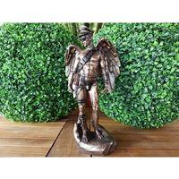 Rzeźby i figurki, STEAMPUNK SKRZYDLATY AKT MĘSKI W OTWARTEJ DŁONI VERONESE (WU77043A4)