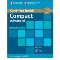 Książki medyczne, Compact Advanced. Książka Nauczyciela (opr. miękka)