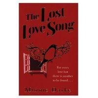 Książki do nauki języka, The Lost Love Song - Darke Minnie - książka (opr. miękka)