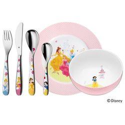 WMF - Zestaw 6cz. dla dzieci Księżniczki Disney