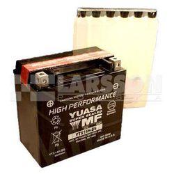 Akumulator bezobsługowy YUASA YTX14H-BS 1110360 Suzuki LT-F 400, Buell XB12S 1200