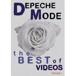 The Best Of Depeche Mode. Volume 1 (DVD) - Depeche Mode DARMOWA DOSTAWA KIOSK RUCHU