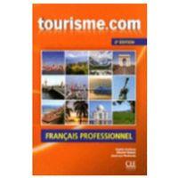 Książki do nauki języka, Tourisme.com 2ed./CD gratis/ (opr. miękka)