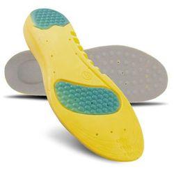 Miękkie wkładki piankowe amortyzujące stopę - wentylowane - D044