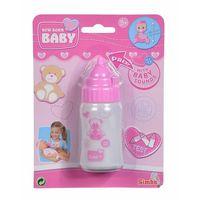 Pozostałe zabawki, New Born Baby Magiczna butelka z dźwiękiem (105560200). od 3 lat
