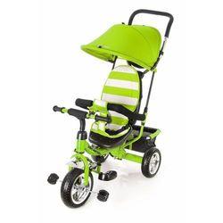 Rowerek trójkołowy KIDZ MOTION Tobi Junior Zielony + DARMOWY TRANSPORT!
