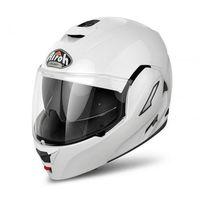 Kaski motocyklowe, KASK AIROH REV COLOR WHITE GLOSS